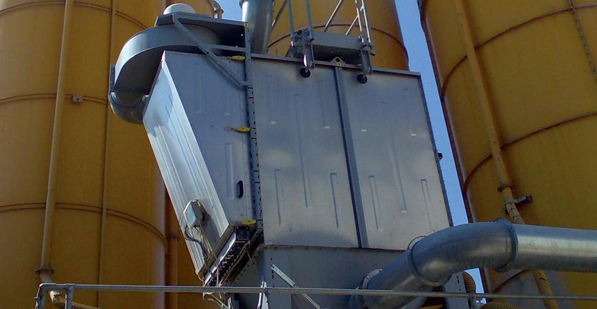 Фильтры для бетонных заводов DRYBATCH